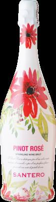 ピノ ロゼ フラワーボトル